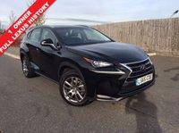 2015 LEXUS NX 2.5 300H SE 5d AUTO 153 BHP £22750.00