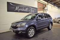 USED 2009 09 HONDA CR-V 2.2 I-CTDI ES 5d 139 BHP LOVELY CAR THROUGHTOUT - 9 SERVICES TO 104K