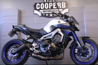 2015 YAMAHA MT-09 ABS  £5499.00