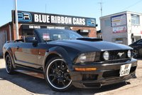 USED 2008 57 FORD MUSTANG 4.6 GT 2d 225 BHP