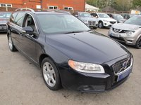 "2010 VOLVO V70 2.4 D5 SE LUX ESTATE AUTO 205 BHP "" PLEASE READ THE SPEC !!"" £11999.00"
