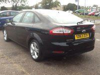 USED 2013 63 FORD MONDEO 2.0 GRAPHITE TDCI 5d 138 BHP * FORD HISTORY, £30 TAX * 1 OWNER, FULL FORD SERVICE HISTORY, £30 TAX, ECONOMICAL