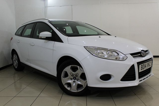 View our 2014 14 FORD FOCUS 1.6 EDGE TDCI 115 5DR 114 BHP