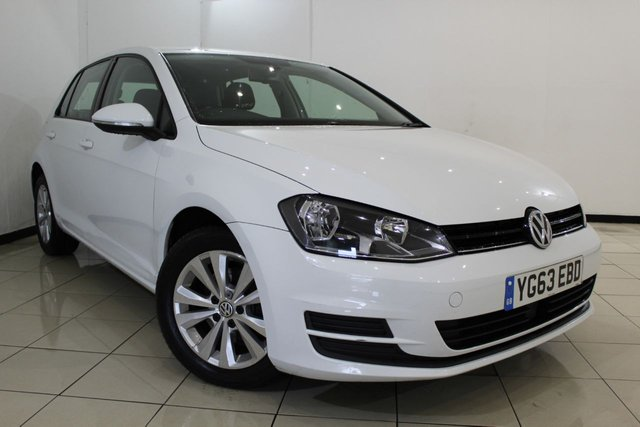 View our 2013 63 VOLKSWAGEN GOLF 2.0 SE TDI BLUEMOTION TECHNOLOGY 5DR 148 BHP