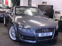 2007 AUDI TT 2.0 TFSI 2d 200 BHP £7999.00