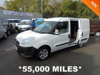 USED 2014 64 FIAT DOBLO 1.3 16v Multijet Turbo diesel*SIDE DOOR*55,000 MILES*