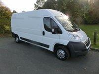 2012 CITROEN RELAY 2.2 35 L3H2 HDI 1d 129 BHP £7500.00