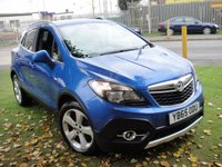 USED 2015 65 VAUXHALL MOKKA 1.6 SE CDTI S/S 5d 134 BHP ANY PART EXCHANGE WELCOME, COUNTRY WIDE DELIVERY ARRANGED, HUGE SPEC