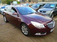 2012 VAUXHALL INSIGNIA 2.0 SRI CDTI 5d AUTO 157 BHP £7450.00