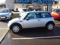 USED 2003 03 MINI HATCH ONE 1.6 ONE 3d 89 BHP 7 STAMP SERVICE HISTORY