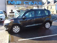 2009 CITROEN C3 PICASSO 1.6 PICASSO EXCLUSIVE HDI 5d 90 BHP £3995.00