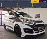 USED 2016 16 FORD TRANSIT CONNECT FORD TRANSIT CONNECT M SPORT LIMITED EDITION!!