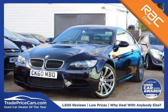 View our 2010 60 BMW M3 4.0 M3 2d AUTO 415 BHP