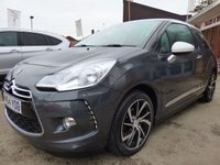 2014 CITROEN DS3 1.6 E-HDI DSTYLE PLUS 3d 90 BHP £SOLD