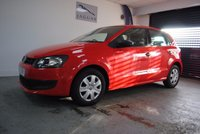 USED 2011 61 VOLKSWAGEN POLO 1.2 S 5d 60 BHP