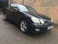 2004 LEXUS GS 3.0 300 SE 4d AUTO 211 BHP £2400.00