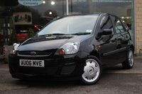 USED 2006 06 FORD FIESTA 1.6 STYLE 16V 5d 100 BHP