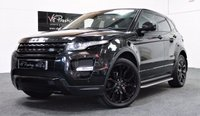 USED 2015 15 LAND ROVER RANGE ROVER EVOQUE 2.2 SD4 DYNAMIC 5d AUTO 190 BHP STEALTH PACK-PAN ROOF-DYNAMIC
