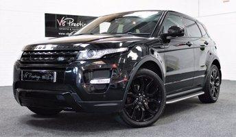 2015 LAND ROVER RANGE ROVER EVOQUE 2.2 SD4 DYNAMIC 5d AUTO 190 BHP £SOLD