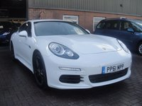 USED 2011 61 PORSCHE PANAMERA 3.0 D V6 TIPTRONIC 5d AUTO 250 BHP ANY PART EXCHANGE WELCOME, COUNTRY WIDE DELIVERY ARRANGED, HUGE SPEC