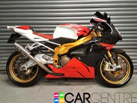 USED 2010 10 APRILIA RSV 998cc RSV FACTORY 07  UPGRADED TWIN EXHAUSTS