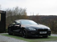 USED 2012 62 BMW 6 SERIES 3.0 640D M SPORT GRAN COUPE 4d AUTO 309 BHP