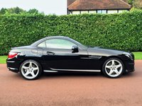USED 2013 13 MERCEDES-BENZ SLK 2.1 SLK250 CDI BLUEEFFICIENCY AMG SPORT 2d AUTO 204 BHP 1 OWNER FULL MERCEDES BENZ SERVICE HISTORY READY TO DRIVE AWAY BEST FINANCE RATES AVAILABLE ENQUIRE TODAY