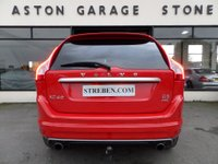 USED 2014 14 VOLVO XC60 2.4 D5 R-DESIGN LUX NAV AWD 5d AUTO 212 BHP **F/V/S/H** ** HUGE SPECIFICATION **