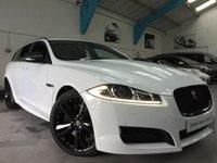 USED 2013 13 JAGUAR XF 3.0 D V6 S PORTFOLIO SPORTBRAKE 5d AUTO 275 BHP