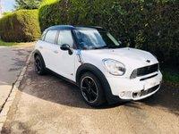2011 MINI COUNTRYMAN 1.6 COOPER S ALL4 5d AUTO 184 BHP £10495.00