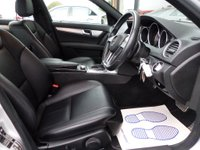 USED 2011 11 MERCEDES-BENZ C CLASS 2.1 C250 CDI BLUEEFFICIENCY SPORT 4d AUTO 202 BHP ** SAT NAV ** ** SAT NAV * PADDLESHIFT * FSH **
