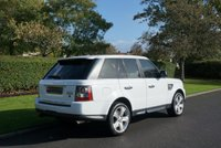 USED 2010 60 LAND ROVER RANGE ROVER SPORT 5.0 V8 HSE 5d AUTO 510 BHP