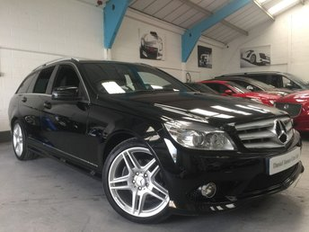 2009 MERCEDES-BENZ C CLASS 1.6 C180 KOMPRESSOR BLUEEFFICIENCY SPORT 5d AUTO 156 BHP £SOLD
