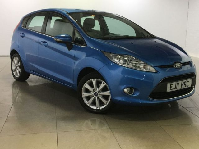 View our 2011 11 FORD FIESTA 1.4 ZETEC 16V 5d 96 BHP
