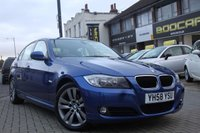 2008 BMW 3 SERIES 2.0 318D SE 4d AUTO 141 BHP £8495.00