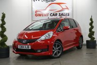 USED 2014 14 HONDA JAZZ 1.3 I-VTEC SI 5d 99 BHP GREAT EXAMPLE, HONDA HISTORY