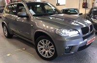 2012 BMW X5 3.0 XDRIVE30D M SPORT 5d AUTO 241 BHP £21995.00