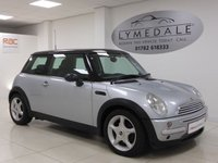 USED 2004 04 MINI HATCH COOPER 1.6 COOPER 3d 114 BHP Superb Value, Full History, Pan Roof, 1.11.18 MOT