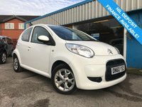 USED 2010 60 CITROEN C1 1.0 VTR PLUS 5d 68 BHP 2 OWNER AUX, £20 A YR TAX, LOW MILEAGE