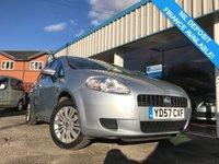 2007 FIAT GRANDE PUNTO 1.2 DYNAMIC 8V 5d 65 BHP £2395.00
