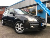 USED 2007 07 FORD FOCUS 1.4 SPORT 5d 80 BHP SERVICE HISTORY