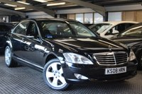 USED 2008 08 MERCEDES-BENZ S CLASS 3.0 S320 CDI 4d 231 BHP