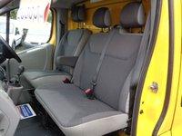 USED 2013 63 VAUXHALL VIVARO 2.0 2900 CDTI SWB ECOFLEX 1d 113 BHP