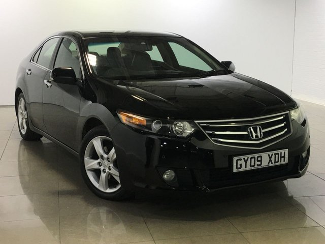 View our 2009 09 HONDA ACCORD 2.0 I-VTEC EX 4d 154 BHP