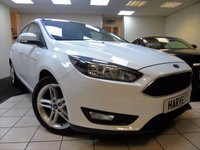 USED 2015 64 FORD FOCUS 1.0 ZETEC 5d 124 BHP