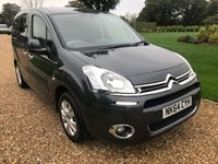 2014 CITROEN BERLINGO MULTISPACE 1.6 HDI PLUS 5d 91 BHP £11000.00