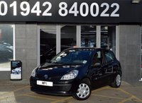 USED 2008 08 RENAULT CLIO 1.1 EXTREME 16V 3d 75 BHP