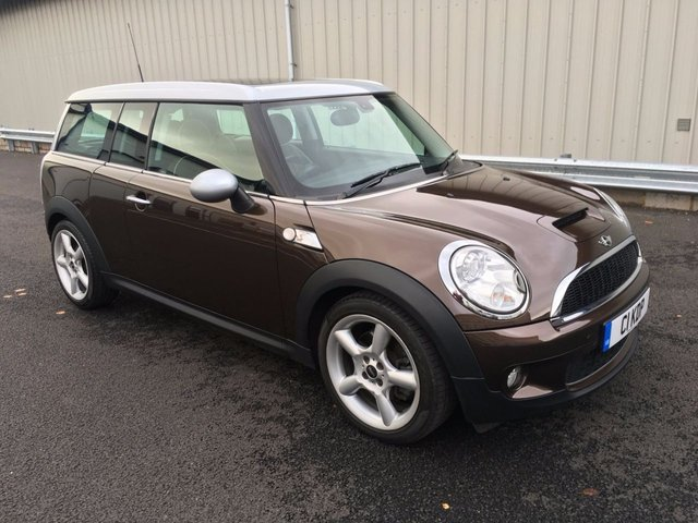 2007 57 MINI CLUBMAN 1.6 COOPER S 172 BHP ESTATE