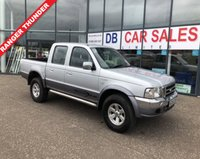 USED 2006 06 FORD RANGER 2.5 THUNDER D/C 1d 107 BHP £0 DEPOSIT, DRIVE AWAY TODAY!!