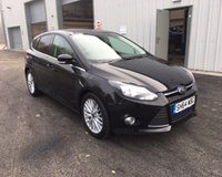 USED 2014 64 FORD FOCUS 1.0 ZETEC ECOBOOST 125 BHP THIS VEHICLE IS AT SITE 1 - TO VIEW CALL US ON 01903 892224